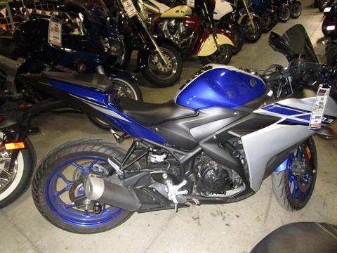 2015 Yamaha YZF-R3 in Woodinville, Washington