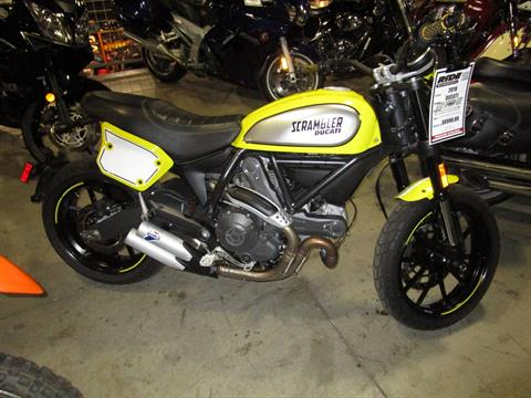 2016 Ducati Scrambler Flat Track Pro in Woodinville, Washington