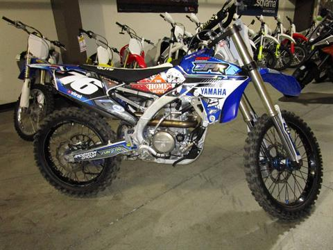 2016 Yamaha YZ250F in Woodinville, Washington