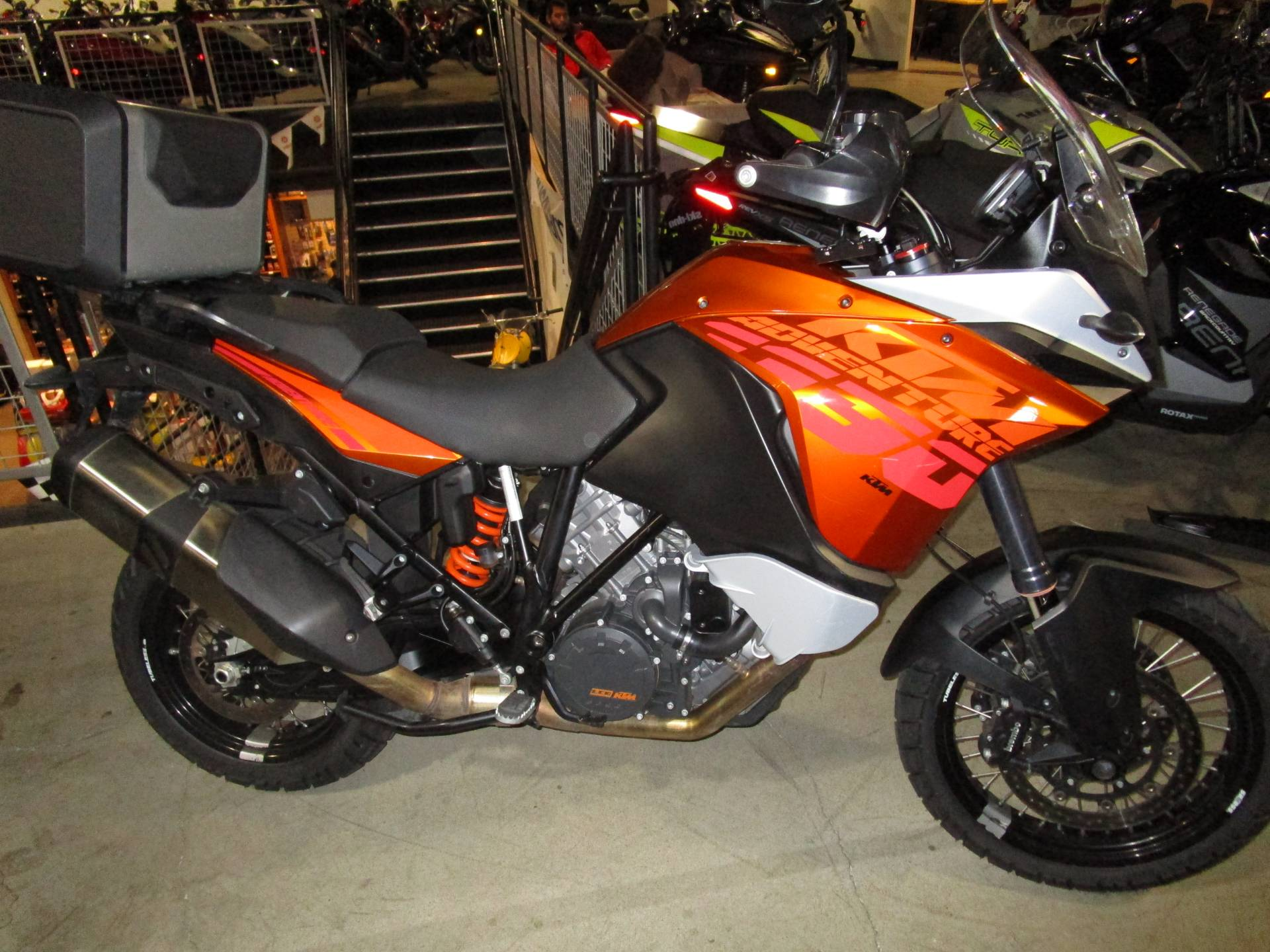 2014 KTM 1190 Adventure ABS in Woodinville, Washington