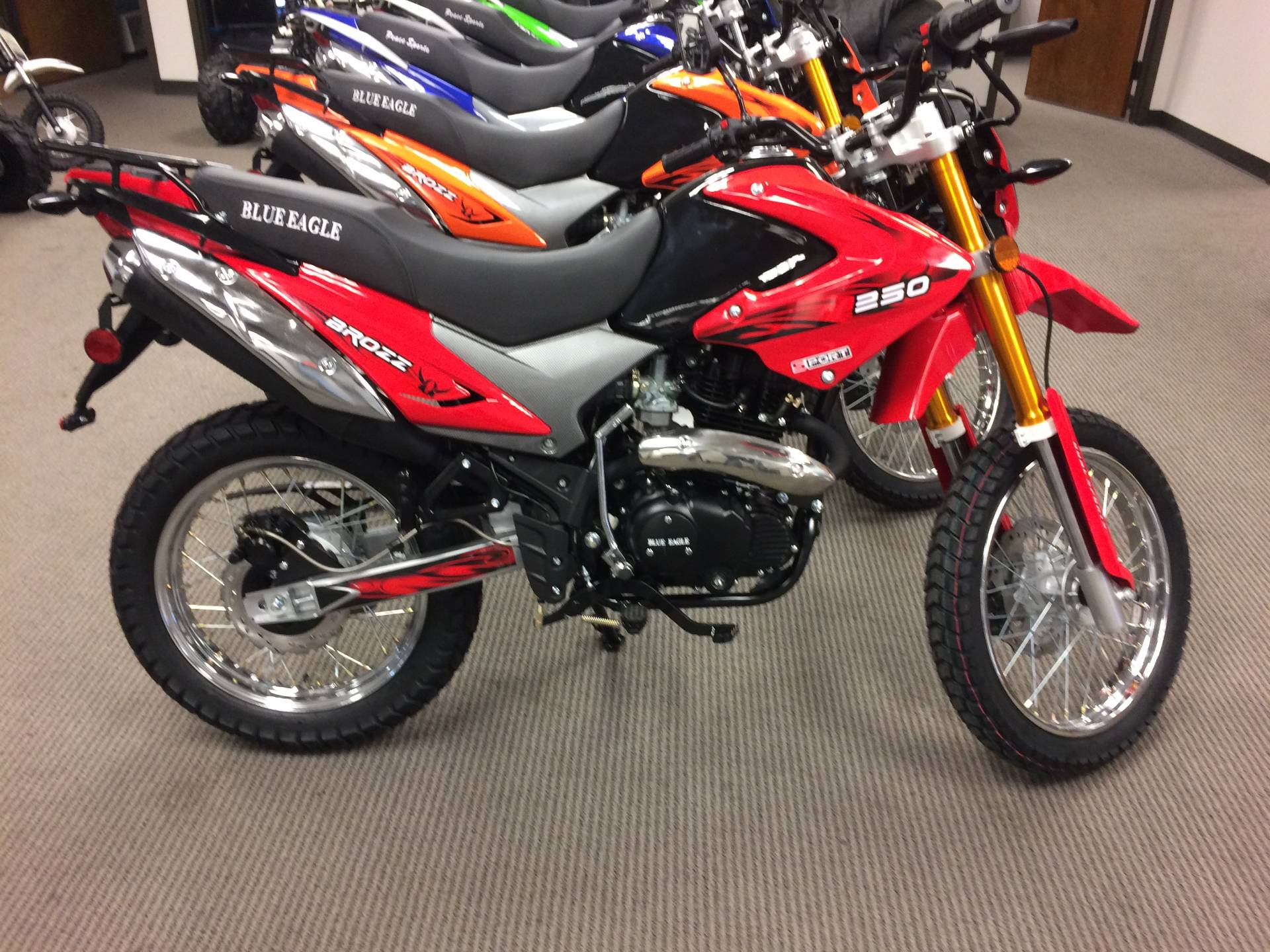 2018 Bashan Blue Eagle Brozz 250 in Norcross, Georgia
