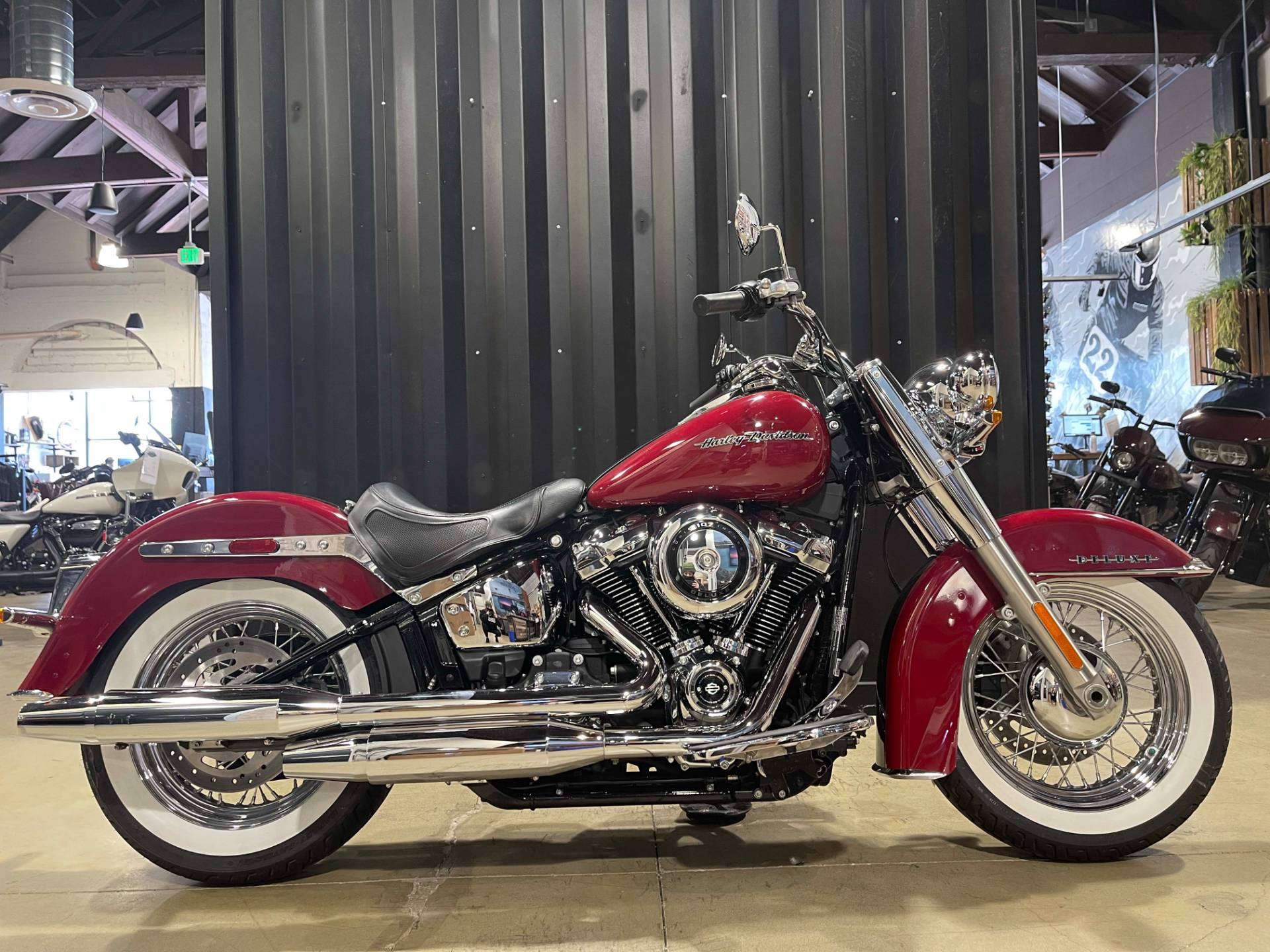 2020 Harley-Davidson Deluxe in San Francisco, California - Photo 1
