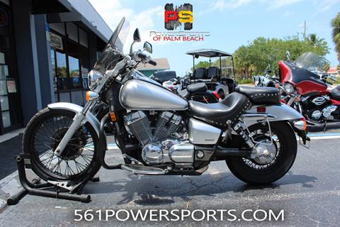 2008 Honda Shadow Spirit 750 in Lake Park, Florida
