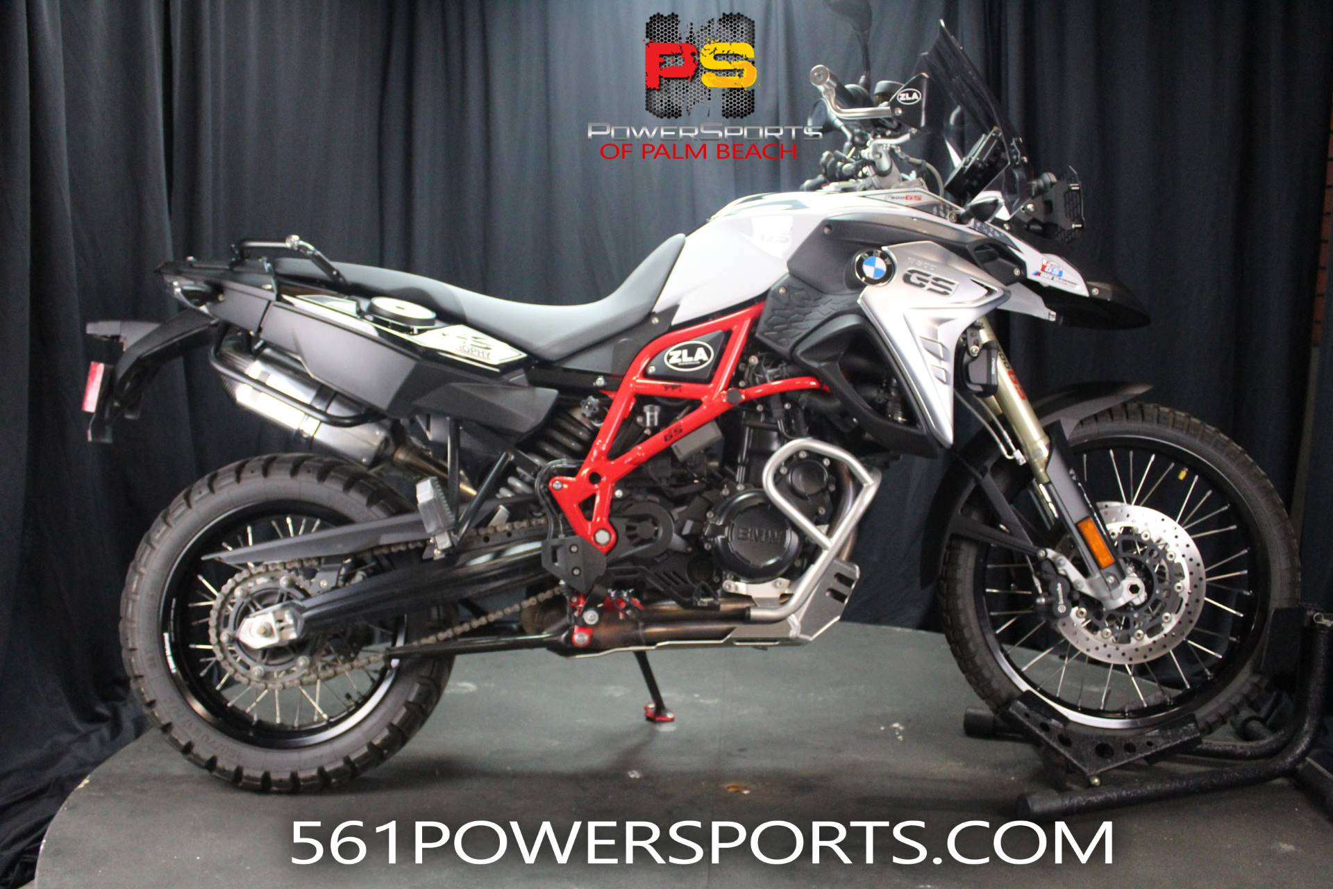 2017 BMW F 800 GS in Lake Park, Florida - Photo 1