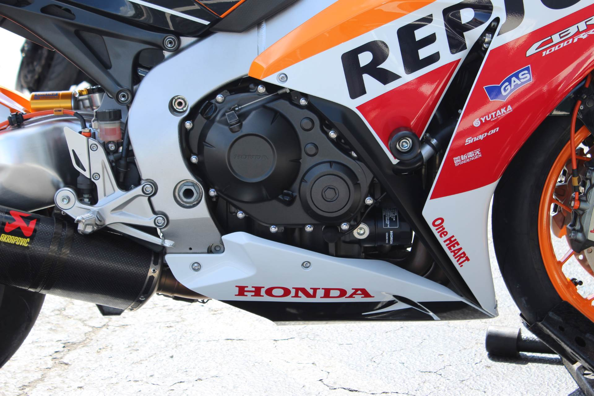 2015 Honda CBR®1000RR SP in Lake Park, Florida