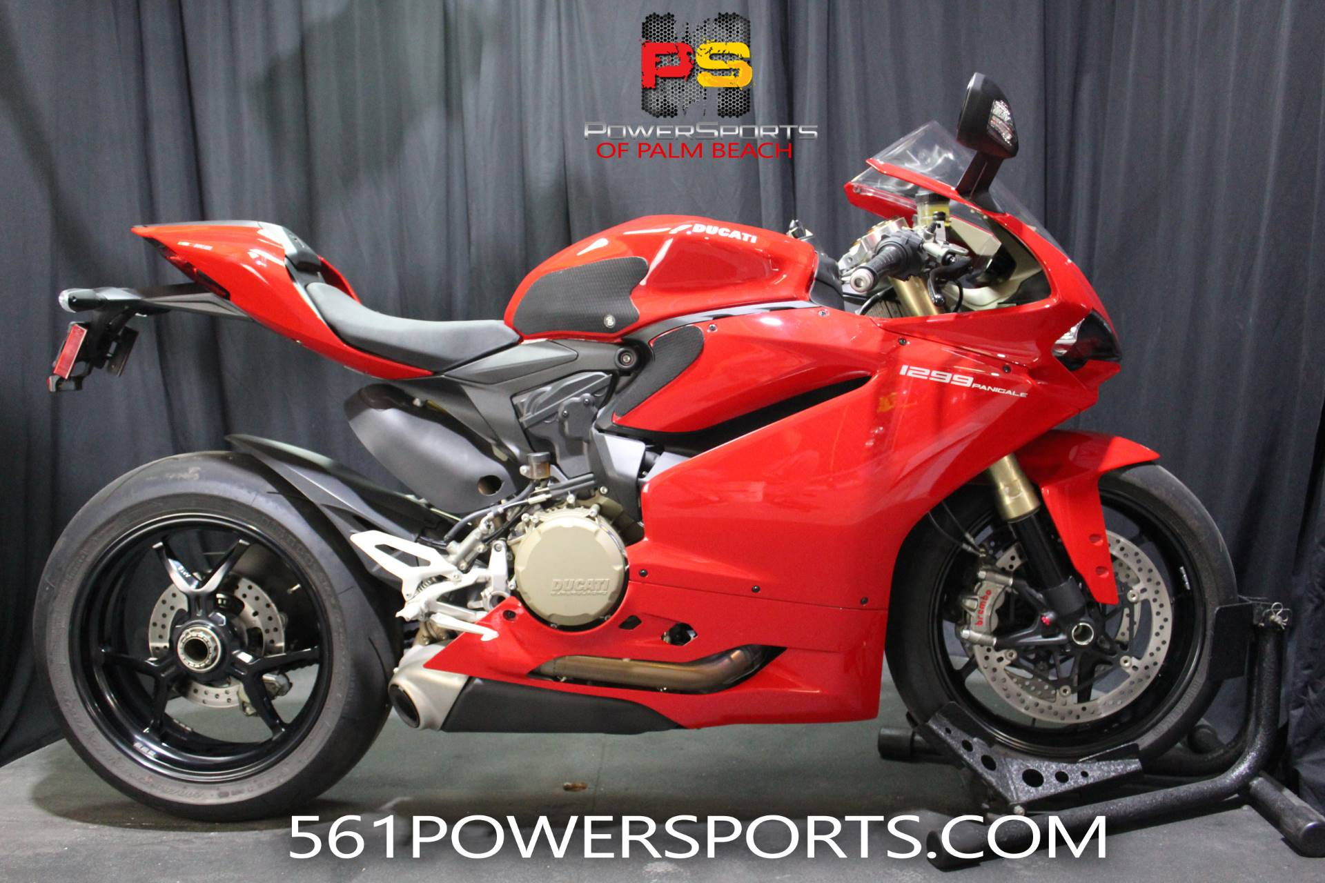 2017 Ducati 1299 Panigale in Lake Park, Florida - Photo 1