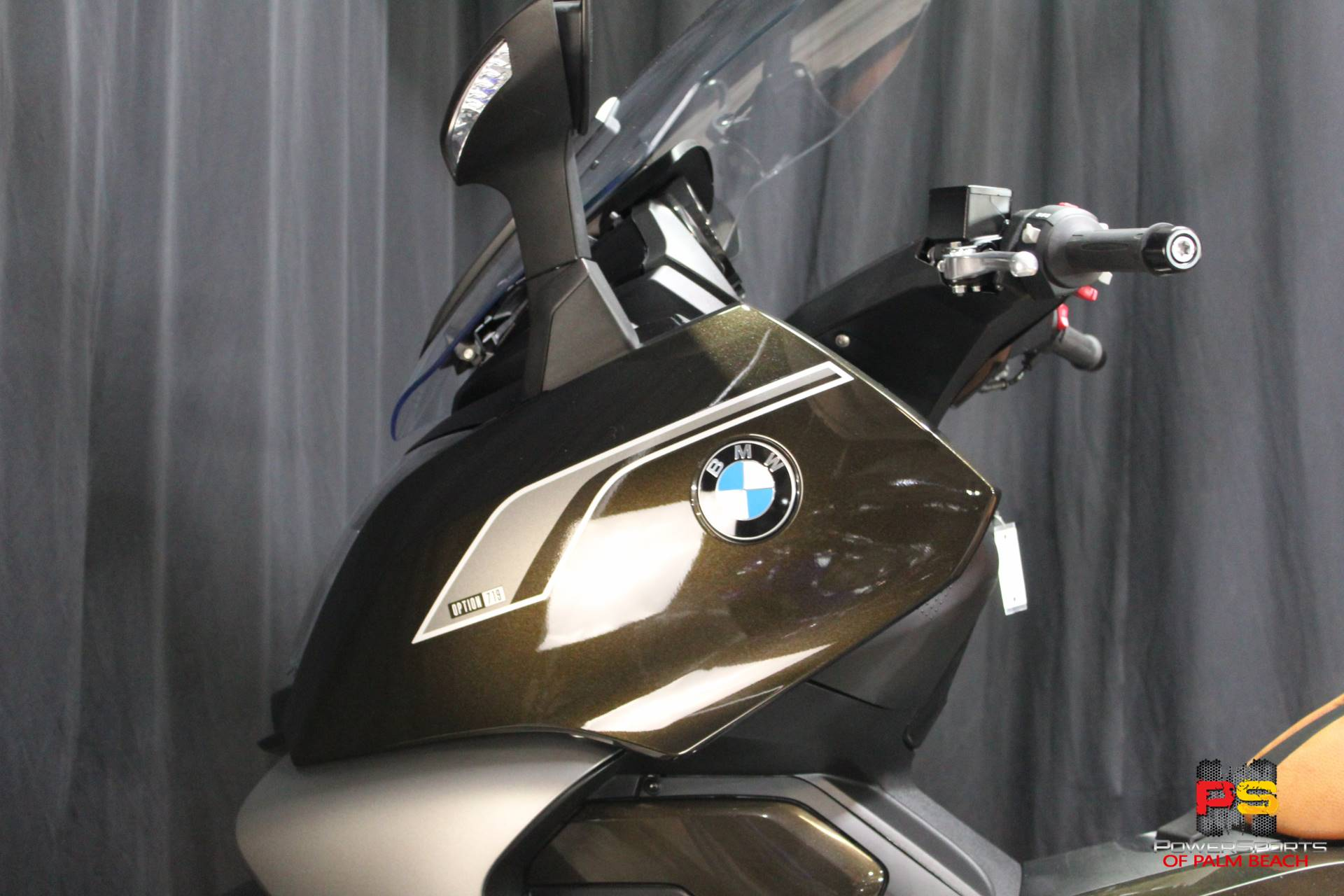 2019 BMW C 650 GT in Lake Park, Florida - Photo 17