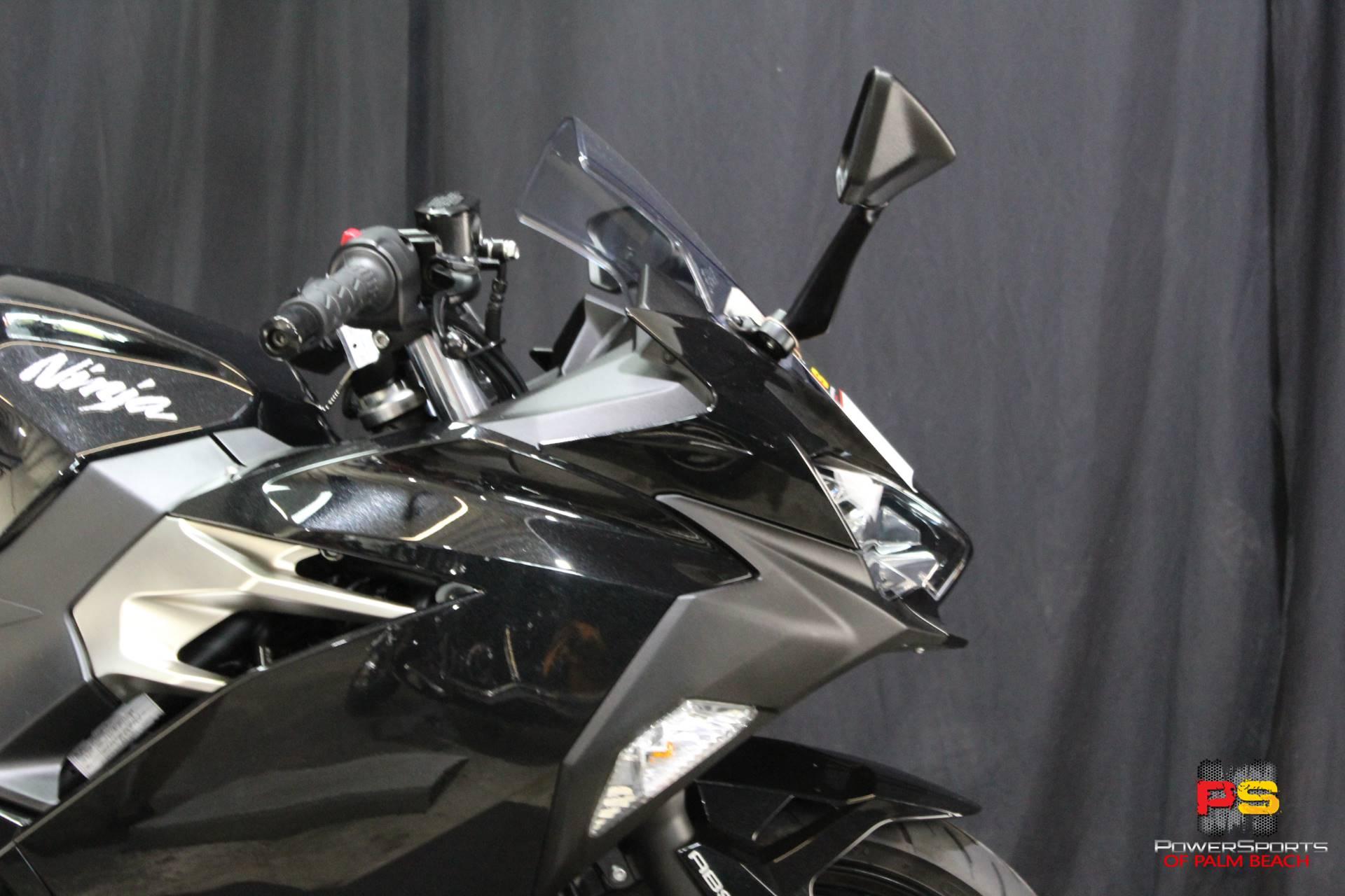 2018 Kawasaki Ninja 400 ABS 7