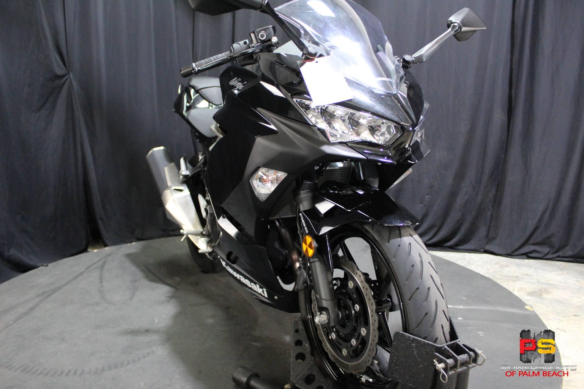 2018 Kawasaki Ninja 400 ABS 9