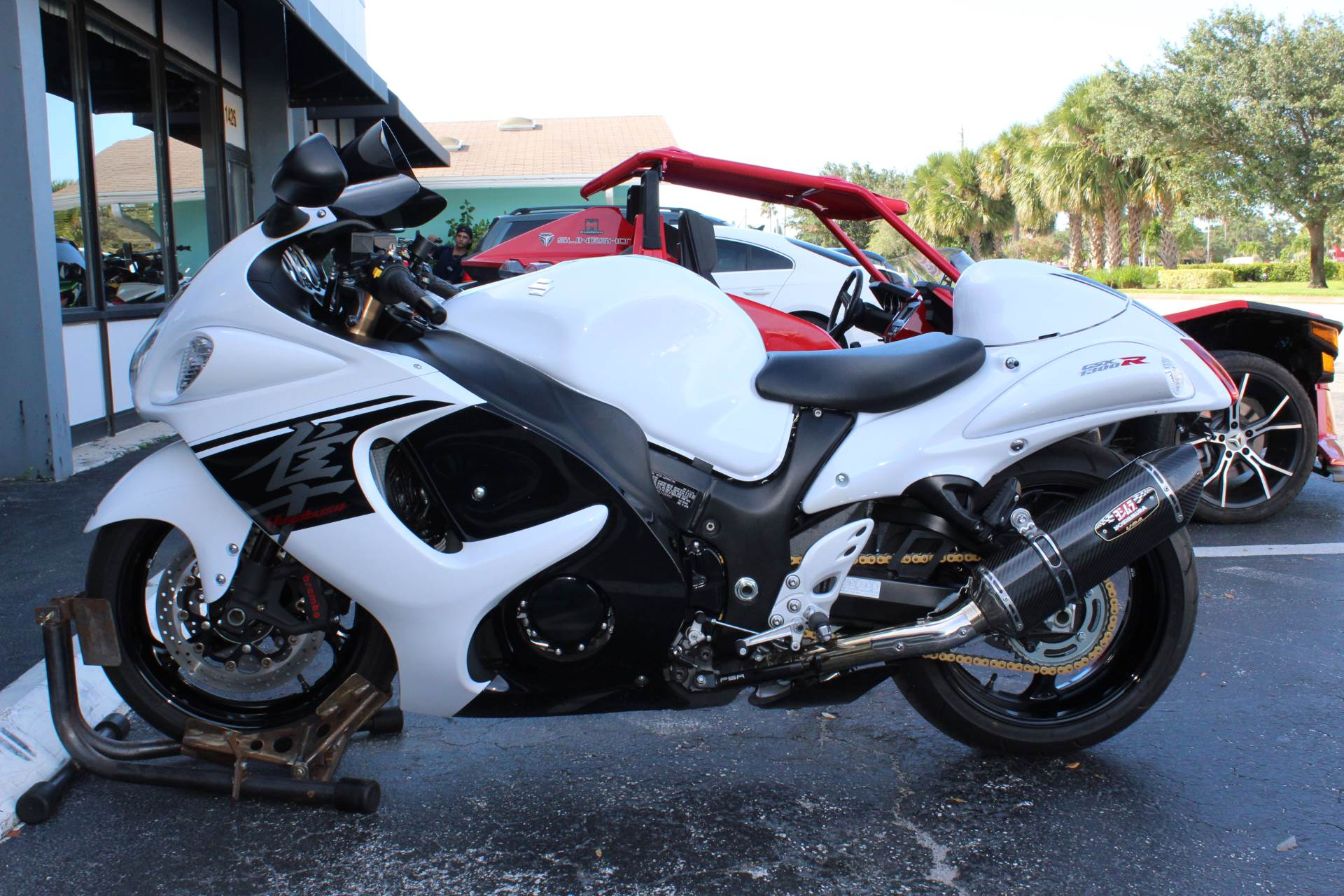 2017 Suzuki Hayabusa in Lake Park, Florida