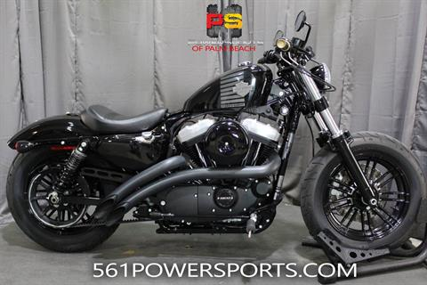 2016 Harley-Davidson Forty-Eight® in Lake Park, Florida - Photo 1