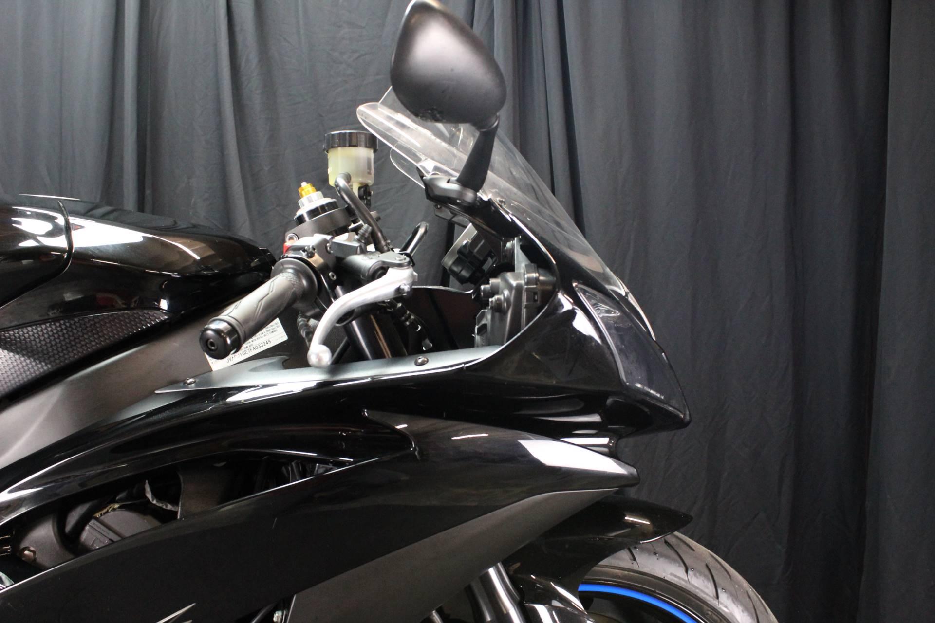 2015 Yamaha YZF-R6 7