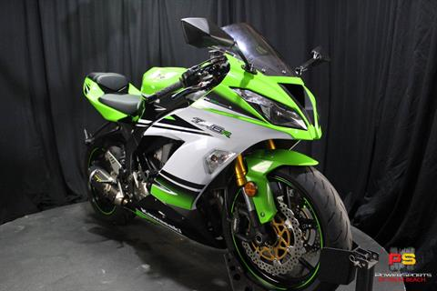 2015 Kawasaki Ninja® ZX™-6R ABS 30th Anniversary in Lake Park, Florida - Photo 9