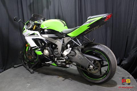 2015 Kawasaki Ninja® ZX™-6R ABS 30th Anniversary in Lake Park, Florida - Photo 24
