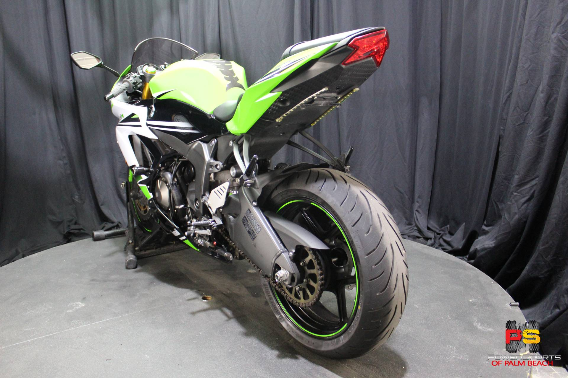 2015 Kawasaki Ninja® ZX™-6R ABS 30th Anniversary in Lake Park, Florida - Photo 25