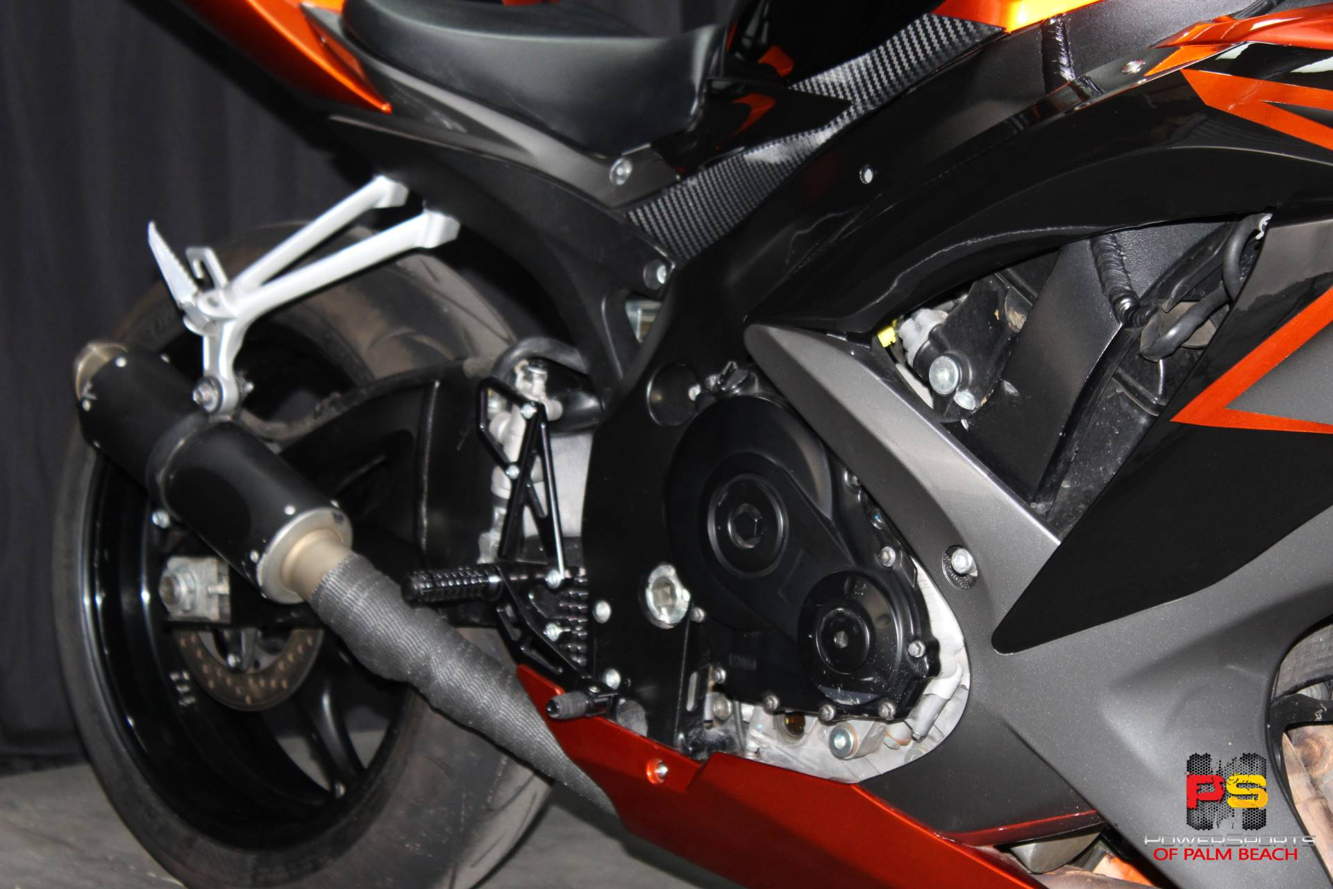 2008 Suzuki GSX-R600™ in Lake Park, Florida - Photo 13