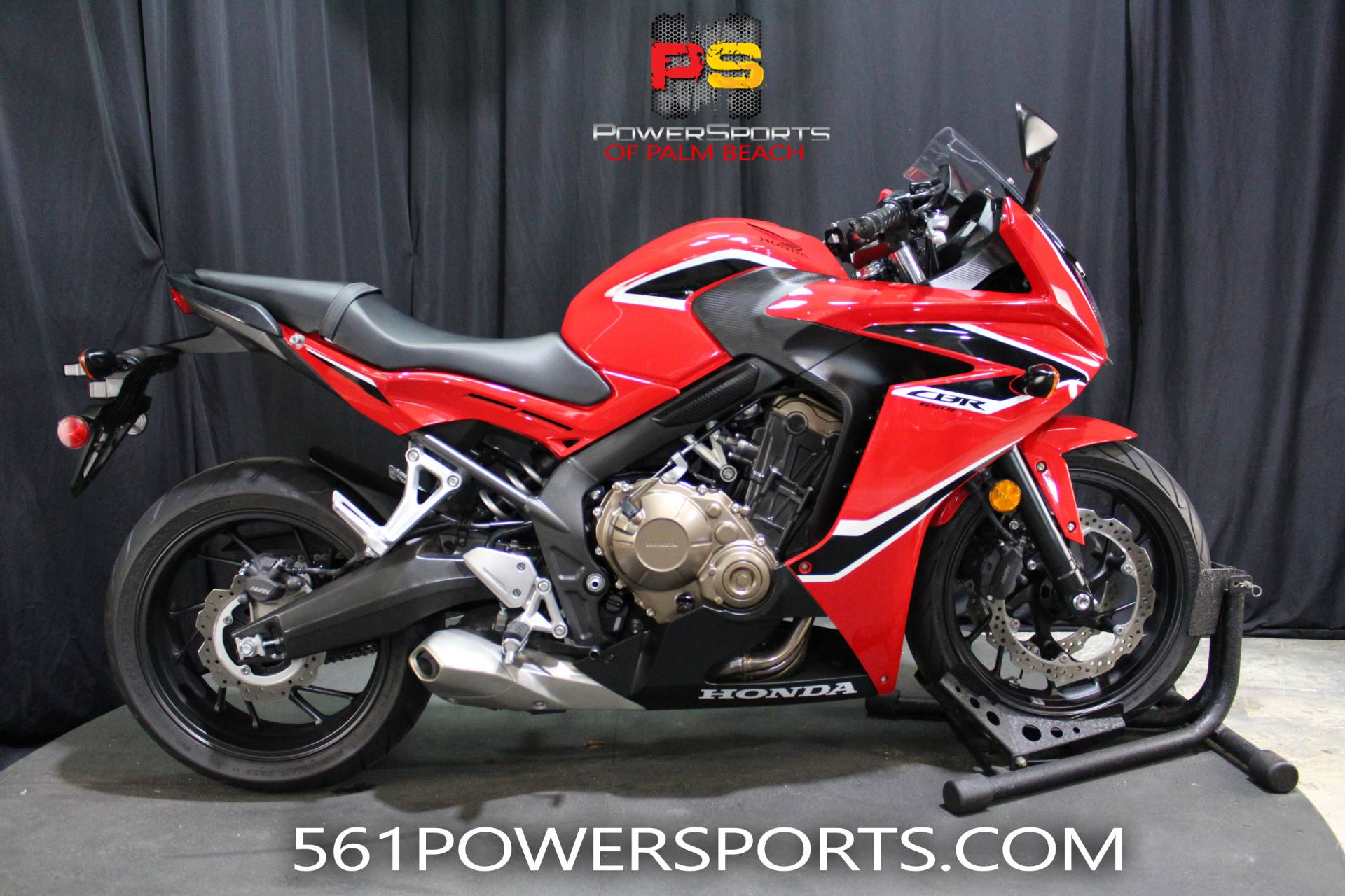 2018 Honda CBR650F in Lake Park, Florida - Photo 1