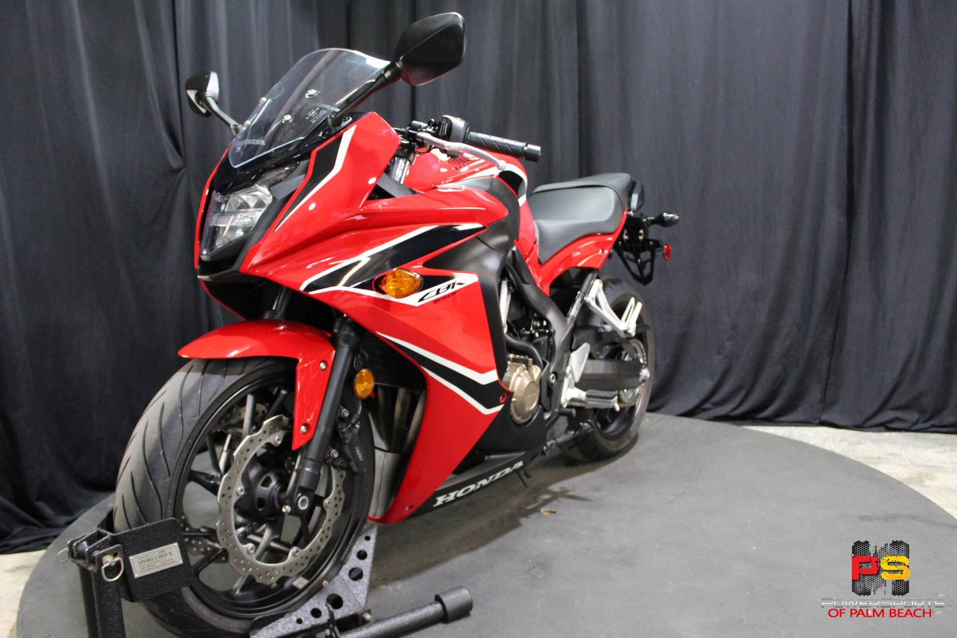 2018 Honda CBR650F in Lake Park, Florida - Photo 13