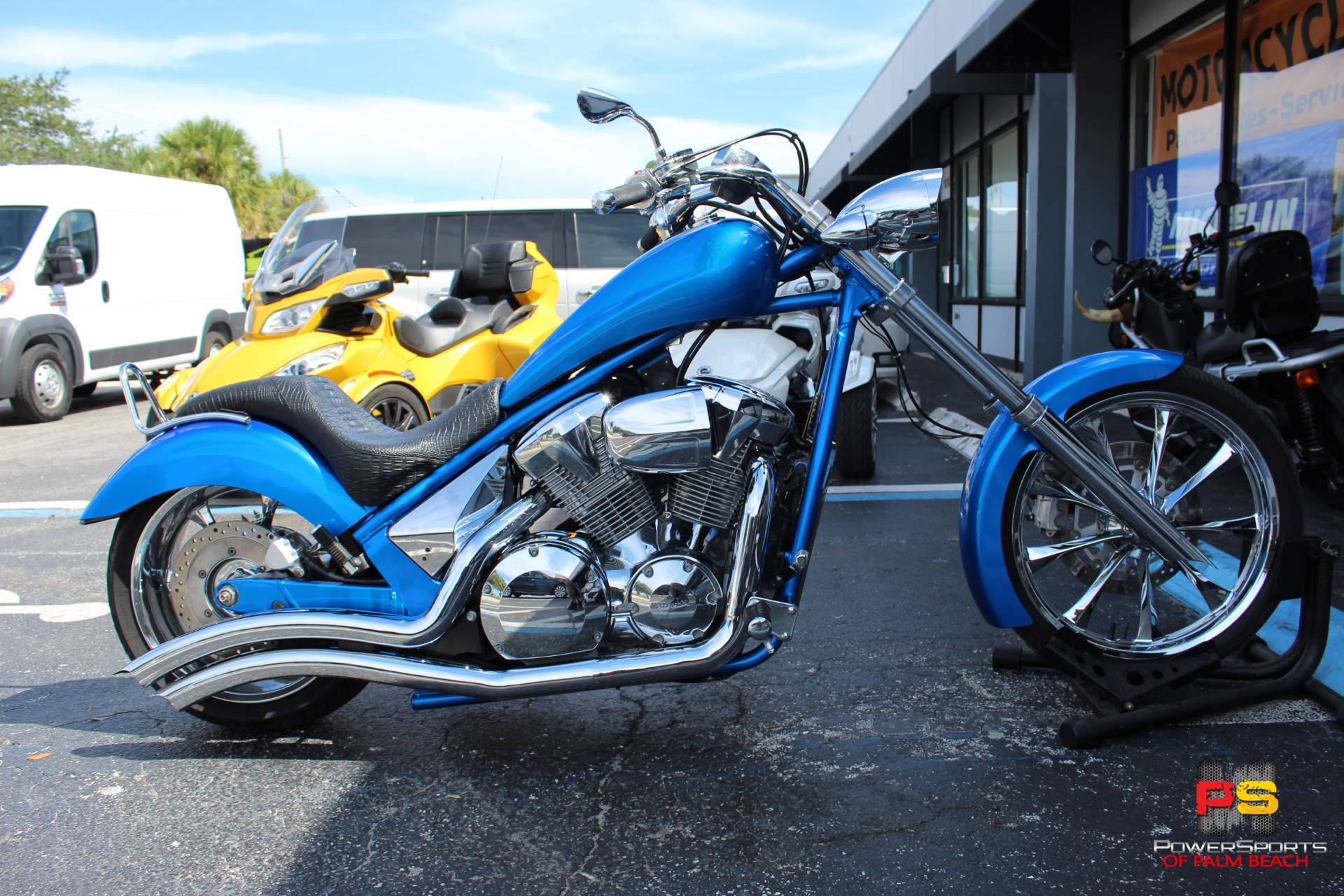 2012 Honda Fury™ in Lake Park, Florida - Photo 10