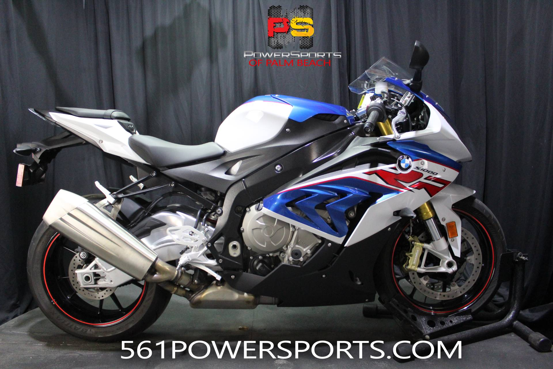2018 BMW S 1000 RR in Lake Park, Florida - Photo 1