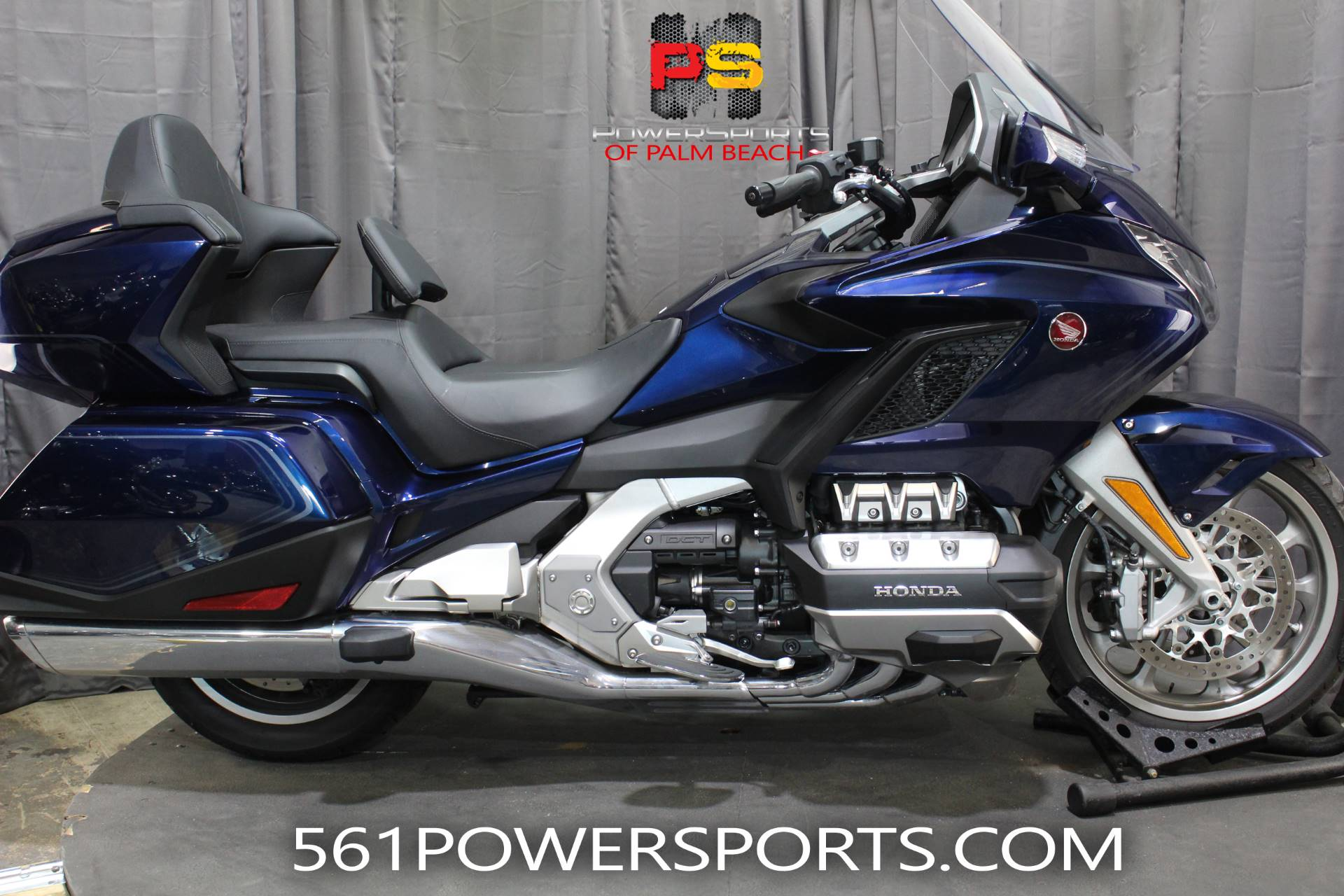2018 Honda Gold Wing Tour Automatic DCT in Lake Park, Florida - Photo 1