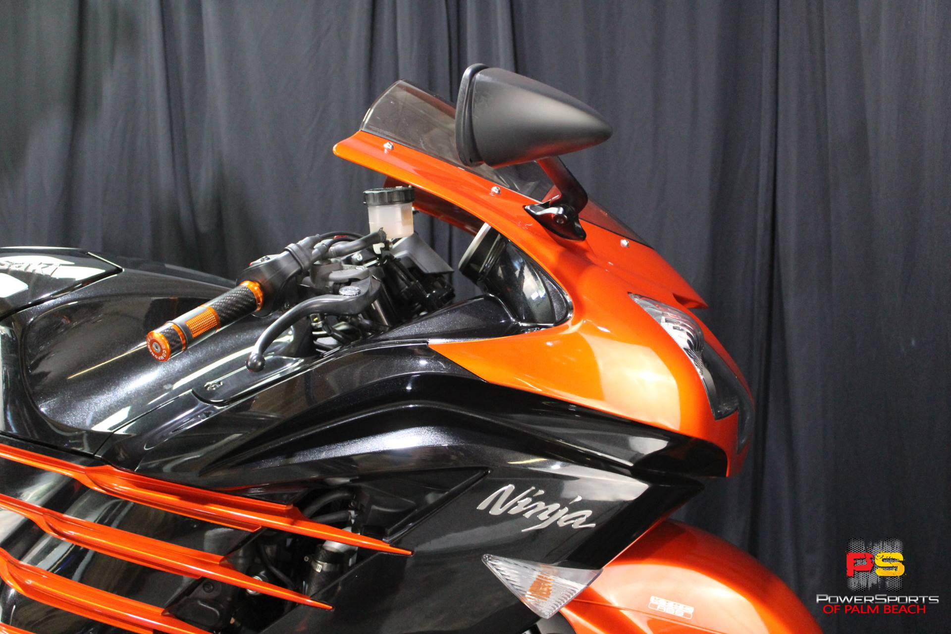 2014 Kawasaki Ninja® ZX™-14R ABS in Lake Park, Florida - Photo 7