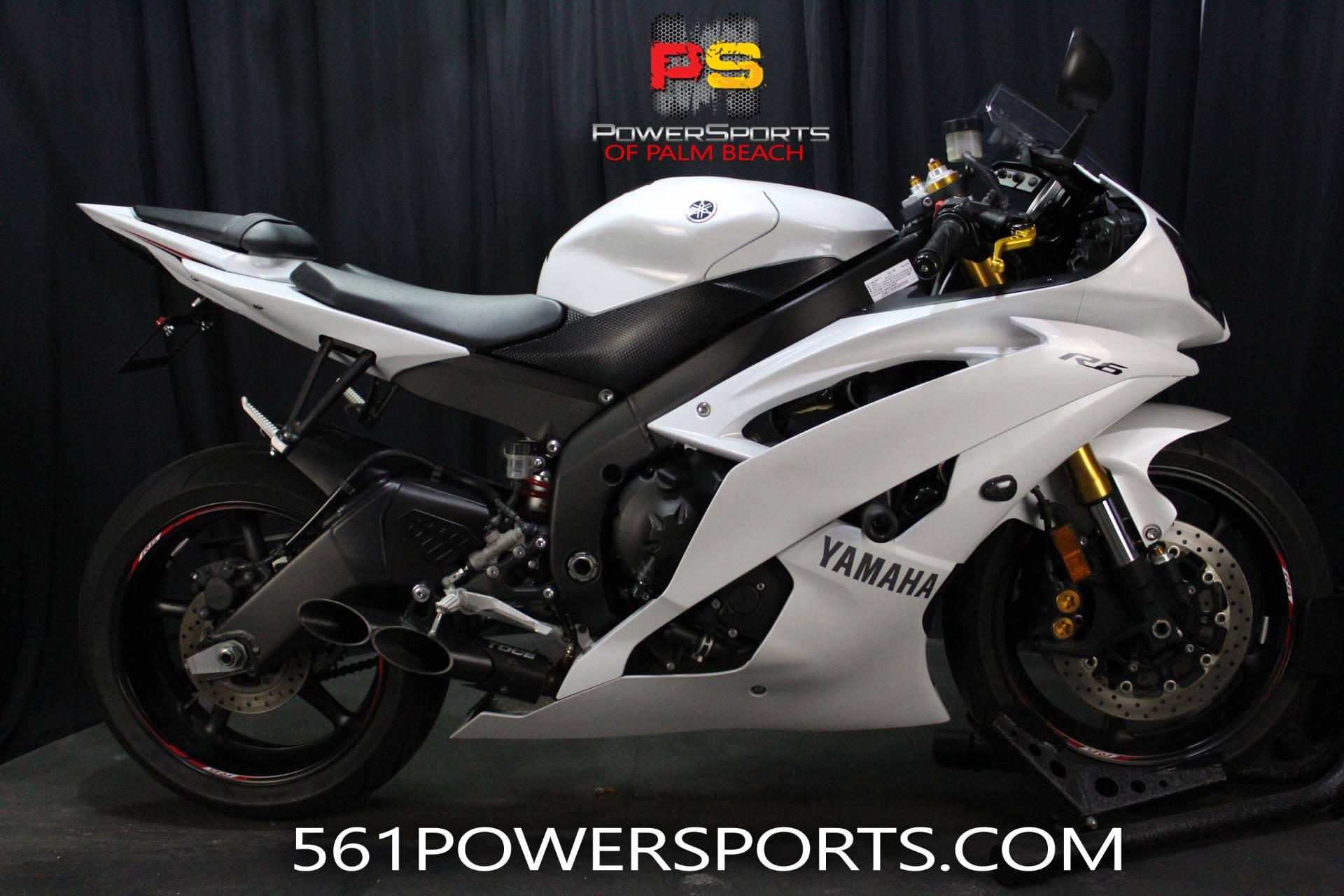 2015 Yamaha YZF-R6 1