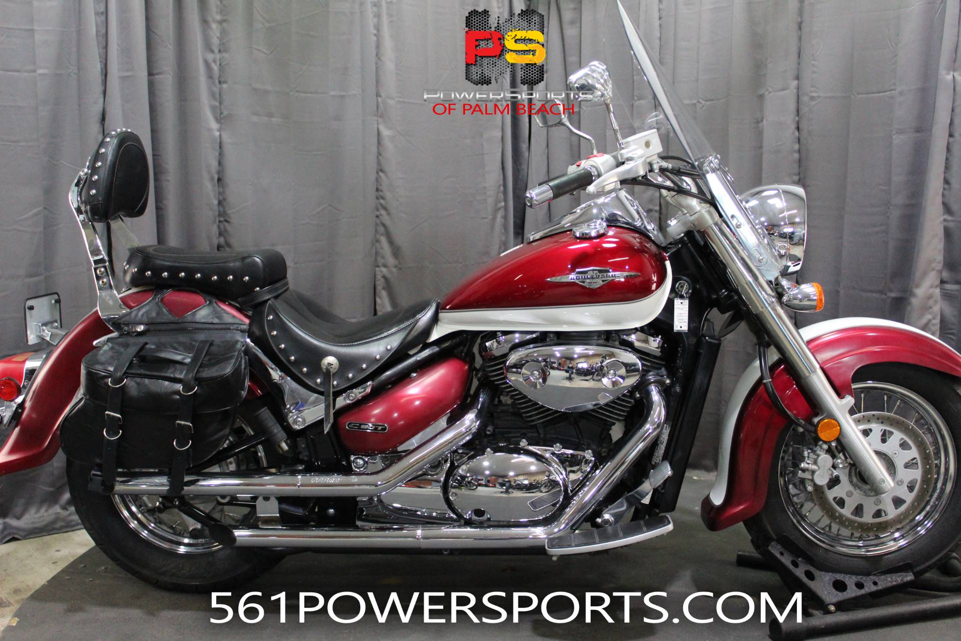 2008 Suzuki Boulevard C50T in Lake Park, Florida - Photo 1