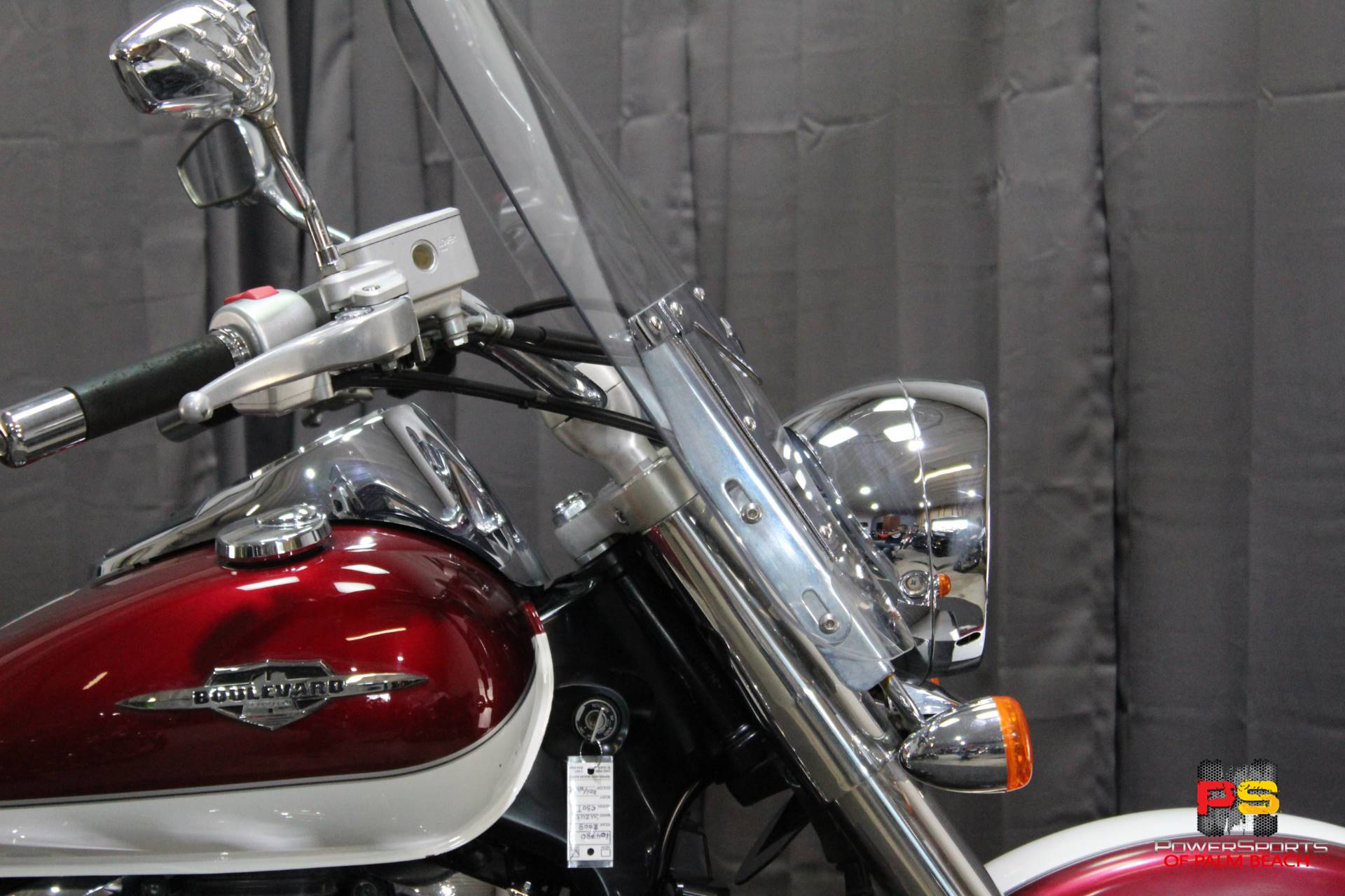 2008 Suzuki Boulevard C50T in Lake Park, Florida - Photo 8