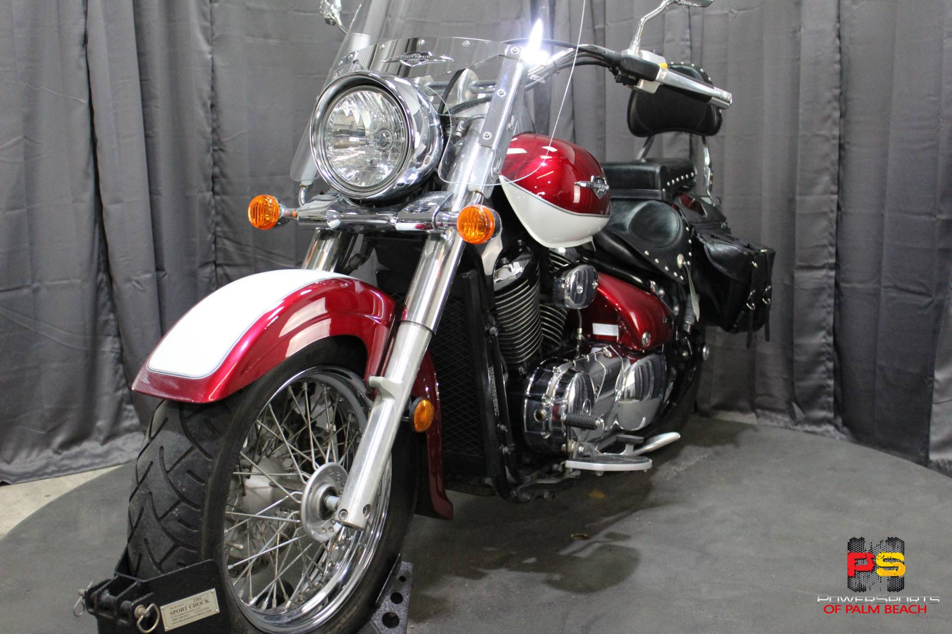 2008 Suzuki Boulevard C50T in Lake Park, Florida - Photo 14
