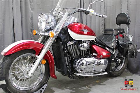 2008 Suzuki Boulevard C50T in Lake Park, Florida - Photo 16
