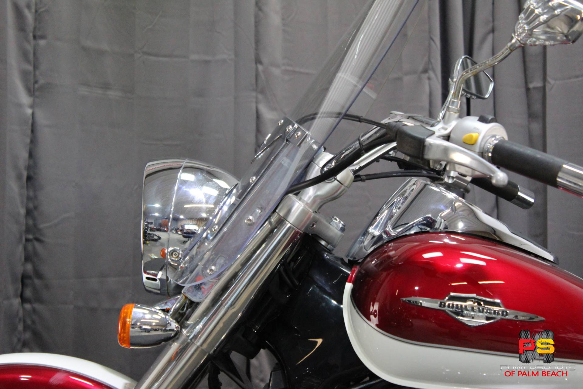 2008 Suzuki Boulevard C50T in Lake Park, Florida - Photo 19
