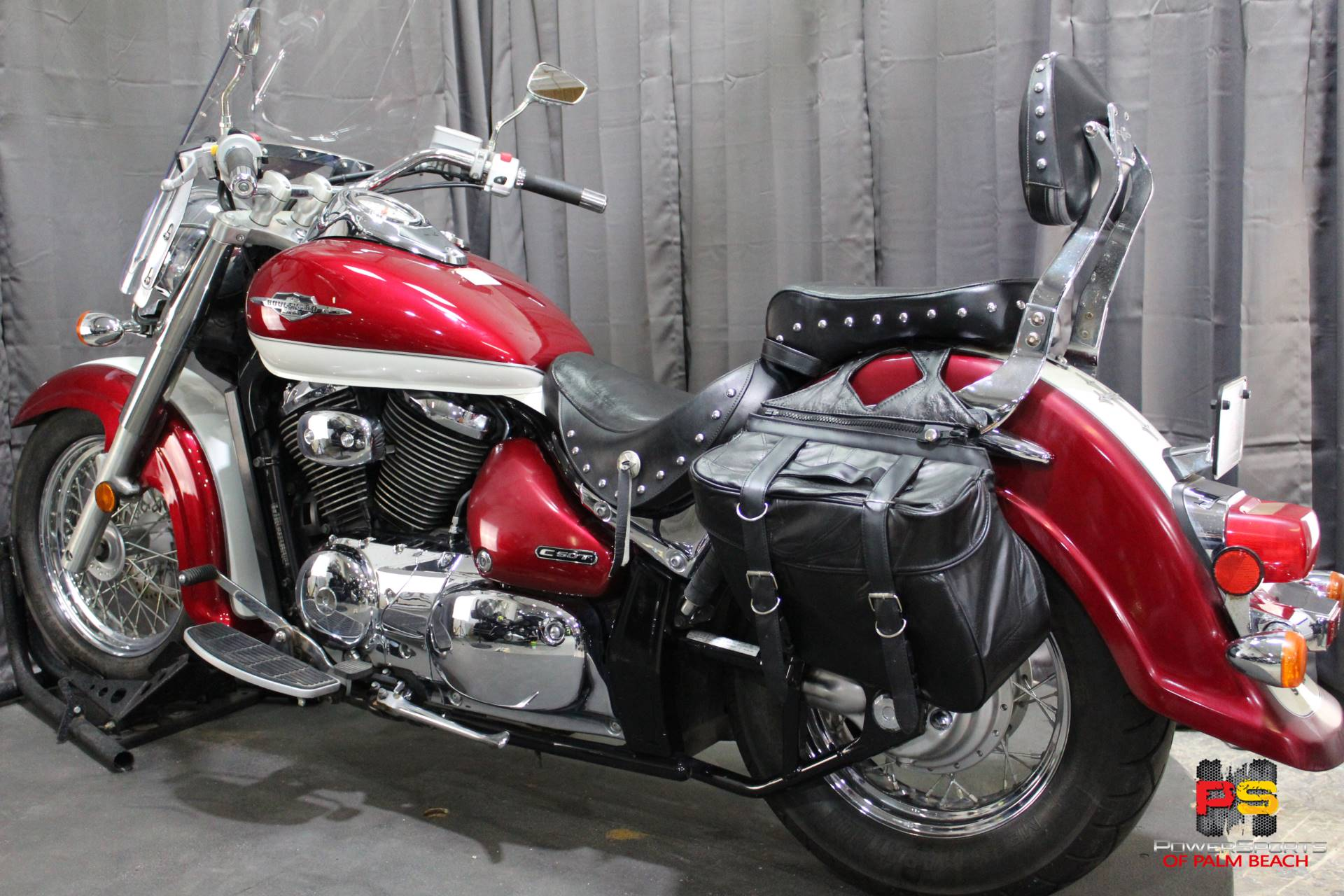 2008 Suzuki Boulevard C50T in Lake Park, Florida - Photo 25