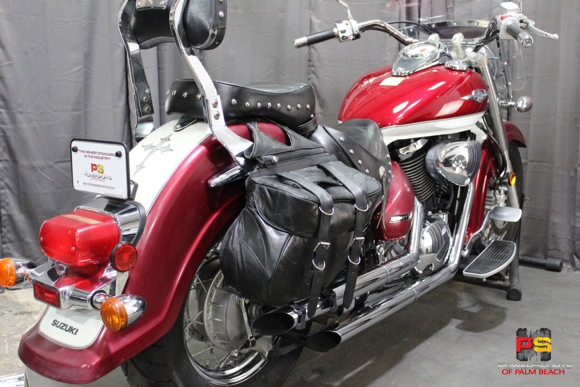 2008 Suzuki Boulevard C50T in Lake Park, Florida - Photo 31