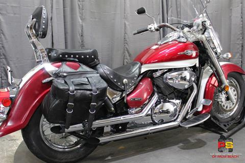 2008 Suzuki Boulevard C50T in Lake Park, Florida - Photo 33