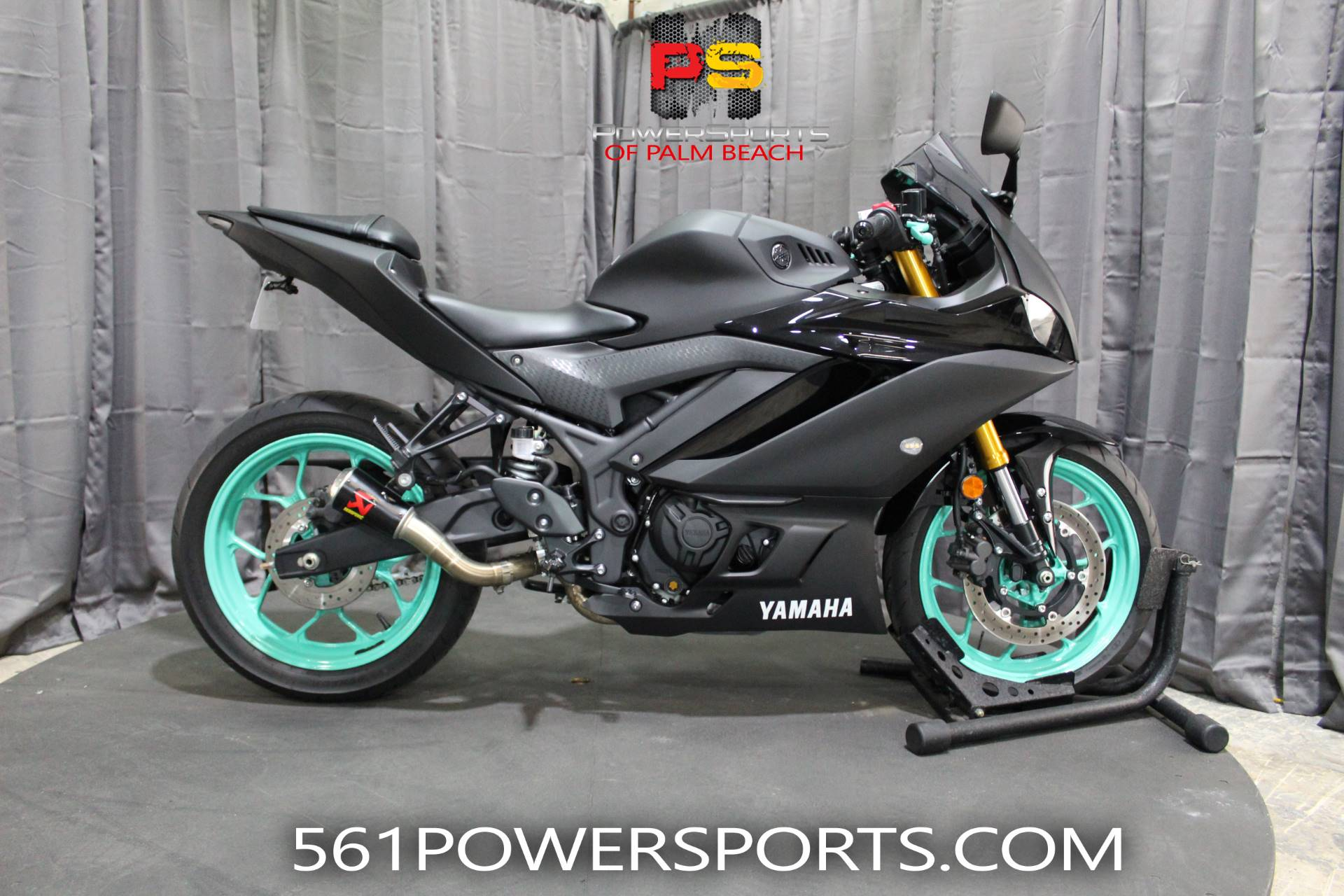 2019 Yamaha YZF-R3 in Lake Park, Florida - Photo 1