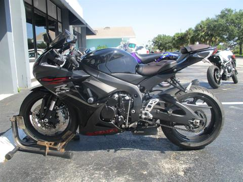 2012 Suzuki GSX-R600™ in Lake Park, Florida