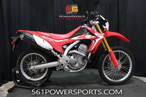 2017 Honda CRF250L in Lake Park, Florida