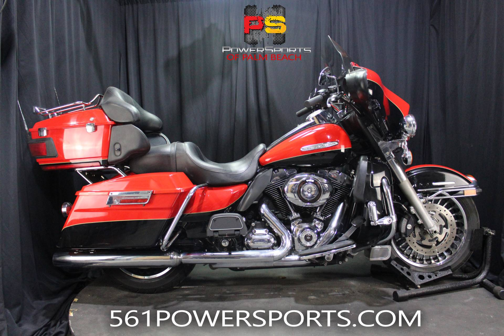 2010 Harley-Davidson Electra Glide® Ultra Limited in Lake Park, Florida - Photo 1
