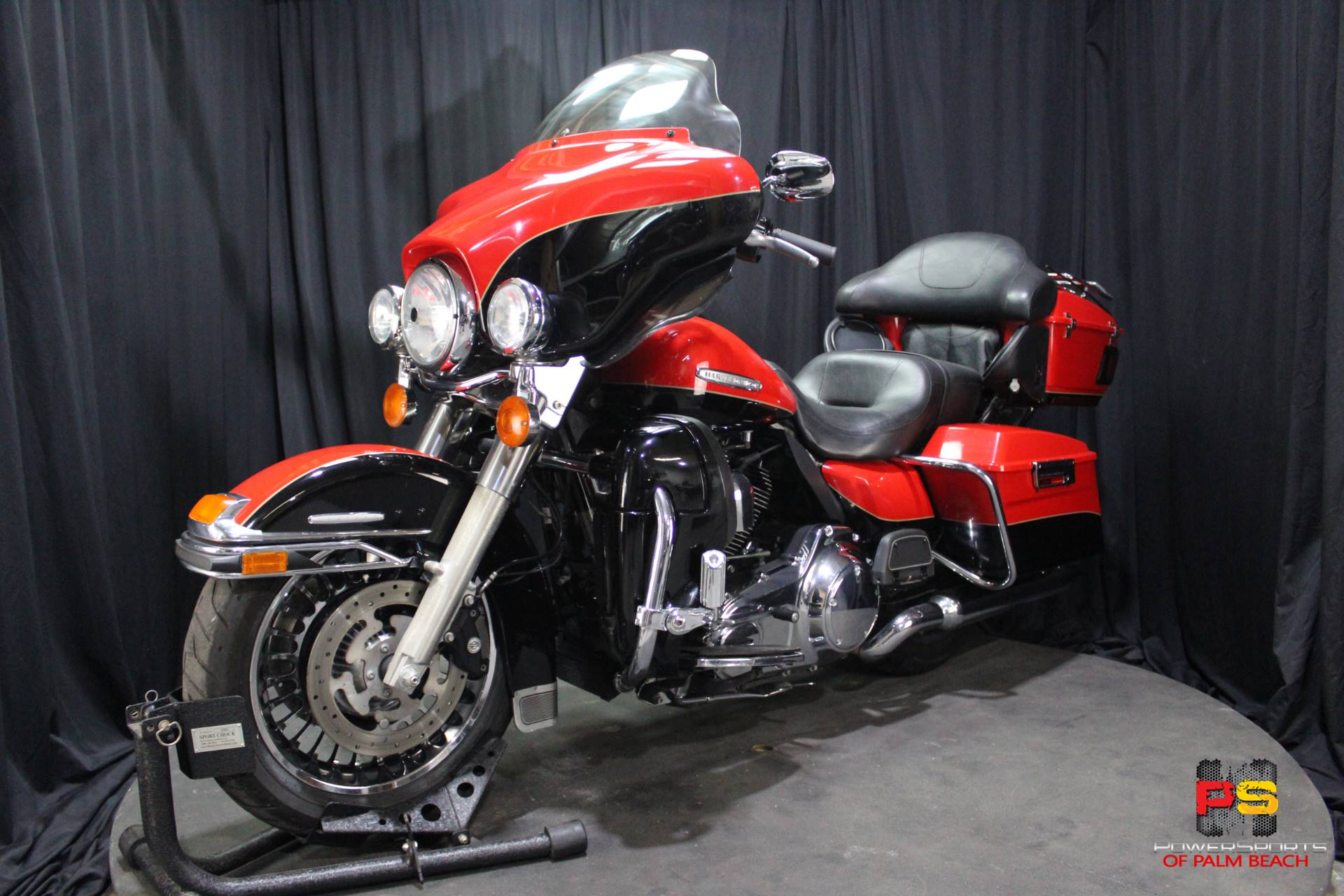 2010 Harley-Davidson Electra Glide® Ultra Limited in Lake Park, Florida - Photo 14