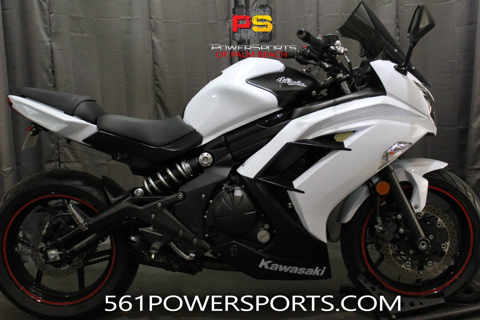 2014 Kawasaki Ninja® 650 ABS in Lake Park, Florida - Photo 1
