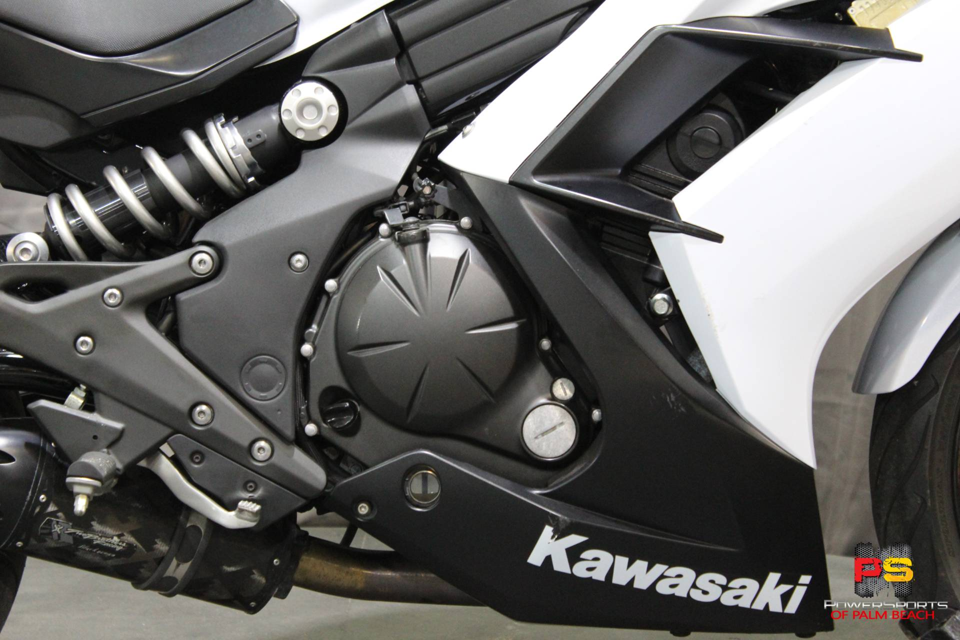 2014 Kawasaki Ninja® 650 ABS in Lake Park, Florida - Photo 4