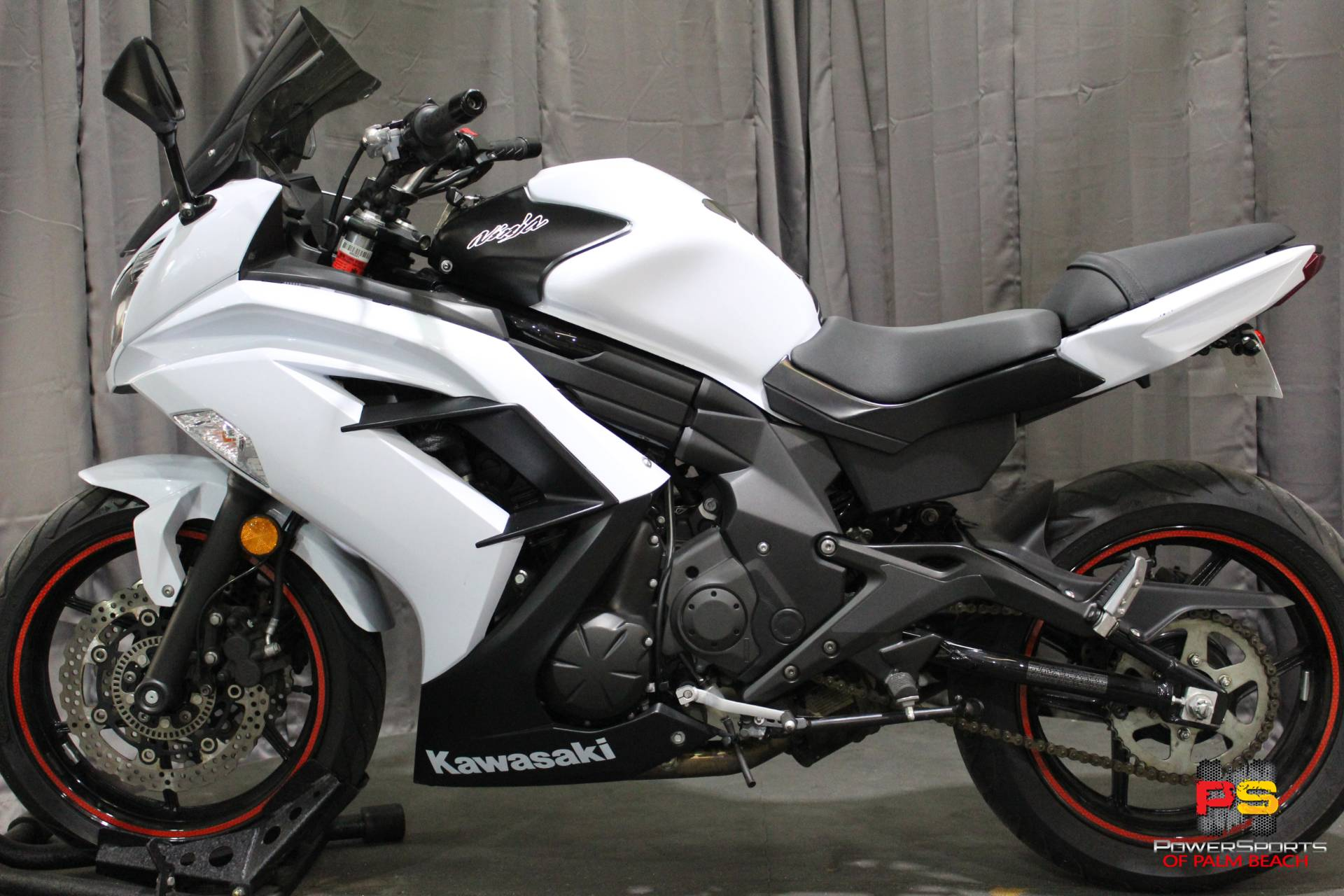 2014 Kawasaki Ninja® 650 ABS in Lake Park, Florida - Photo 16