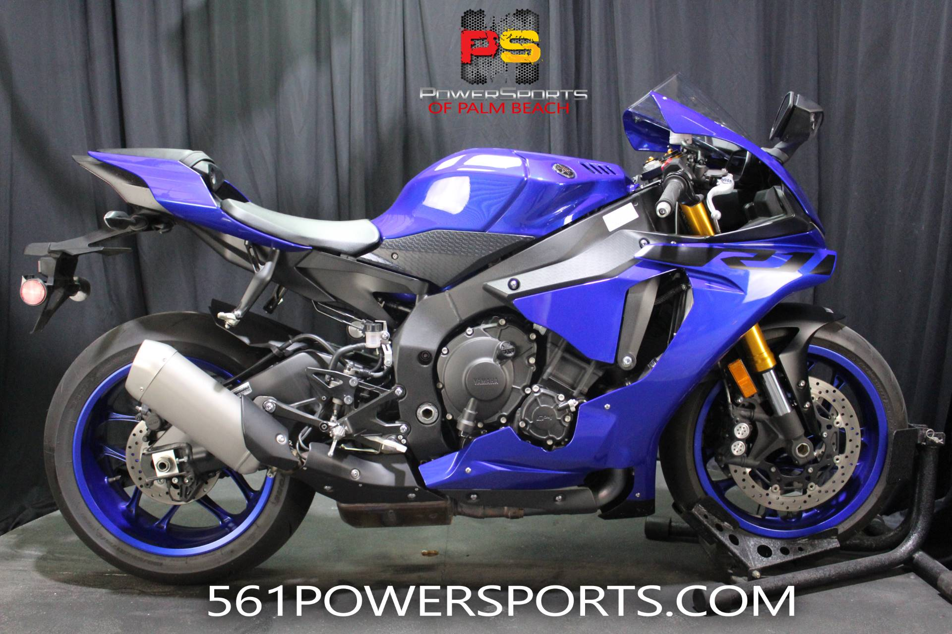 2018 Yamaha YZF-R1 in Lake Park, Florida - Photo 1