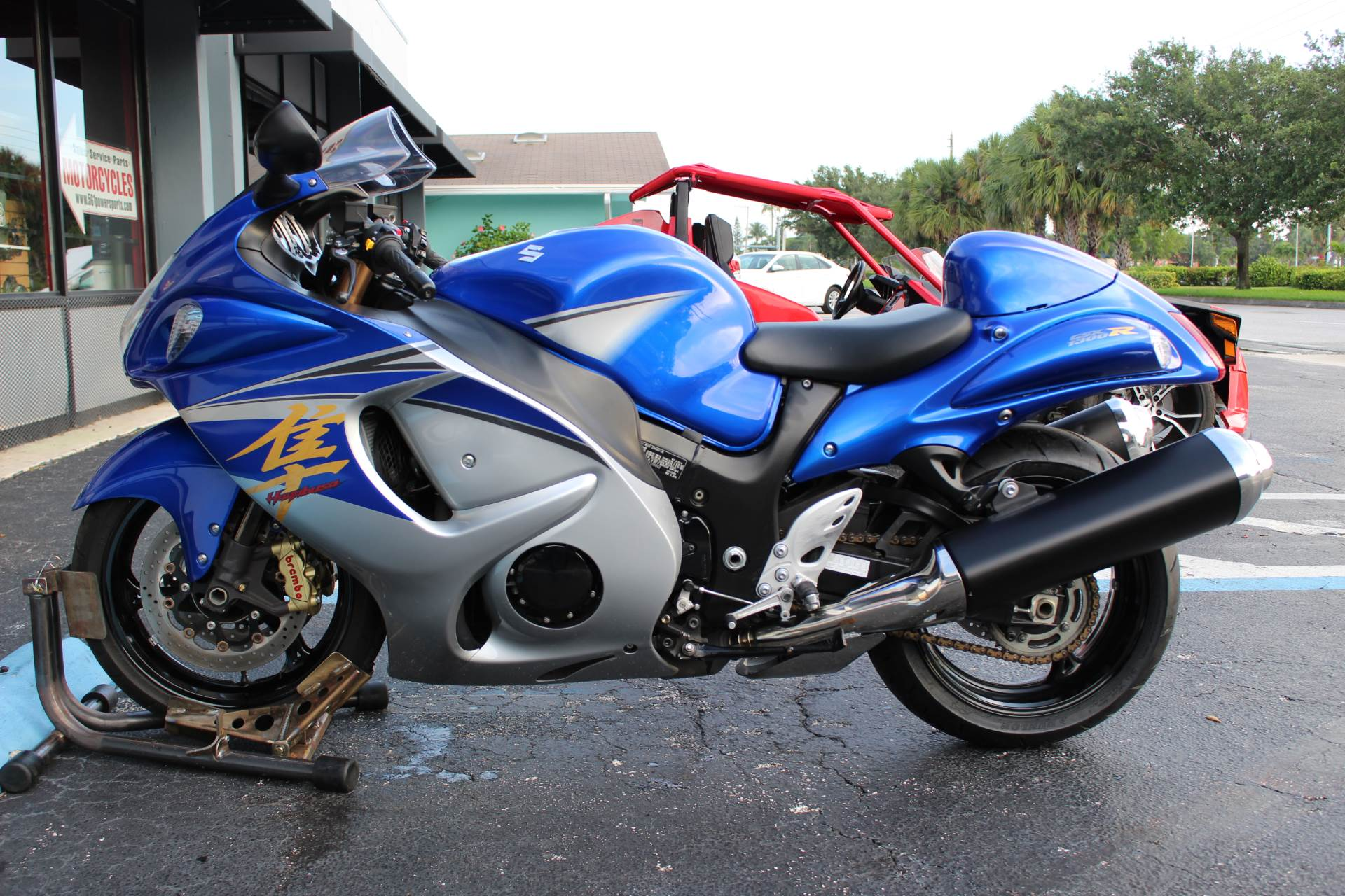 2015 Suzuki Hayabusa for sale 199941