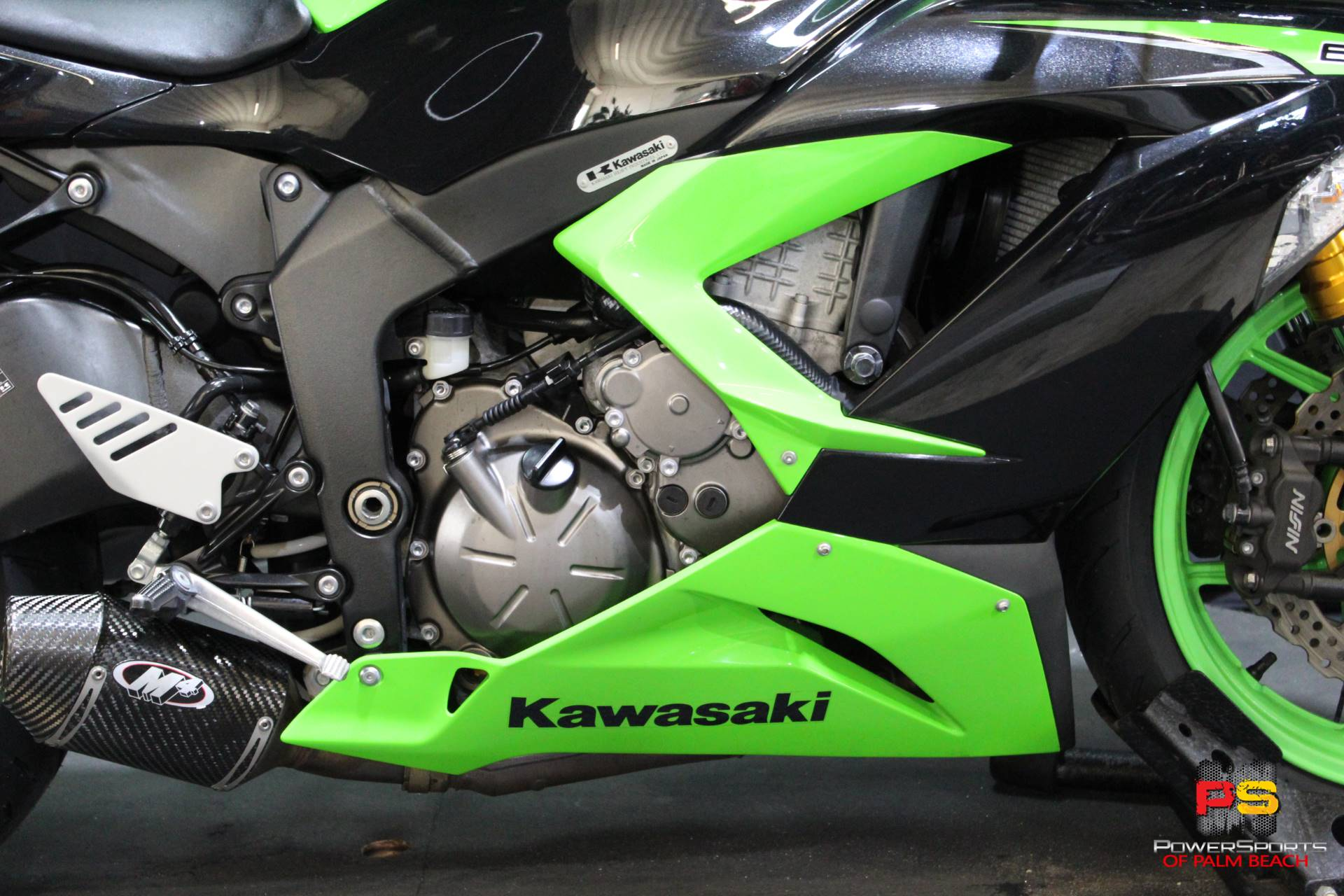 2013 Kawasaki Ninja® ZX™-6R in Lake Park, Florida - Photo 4