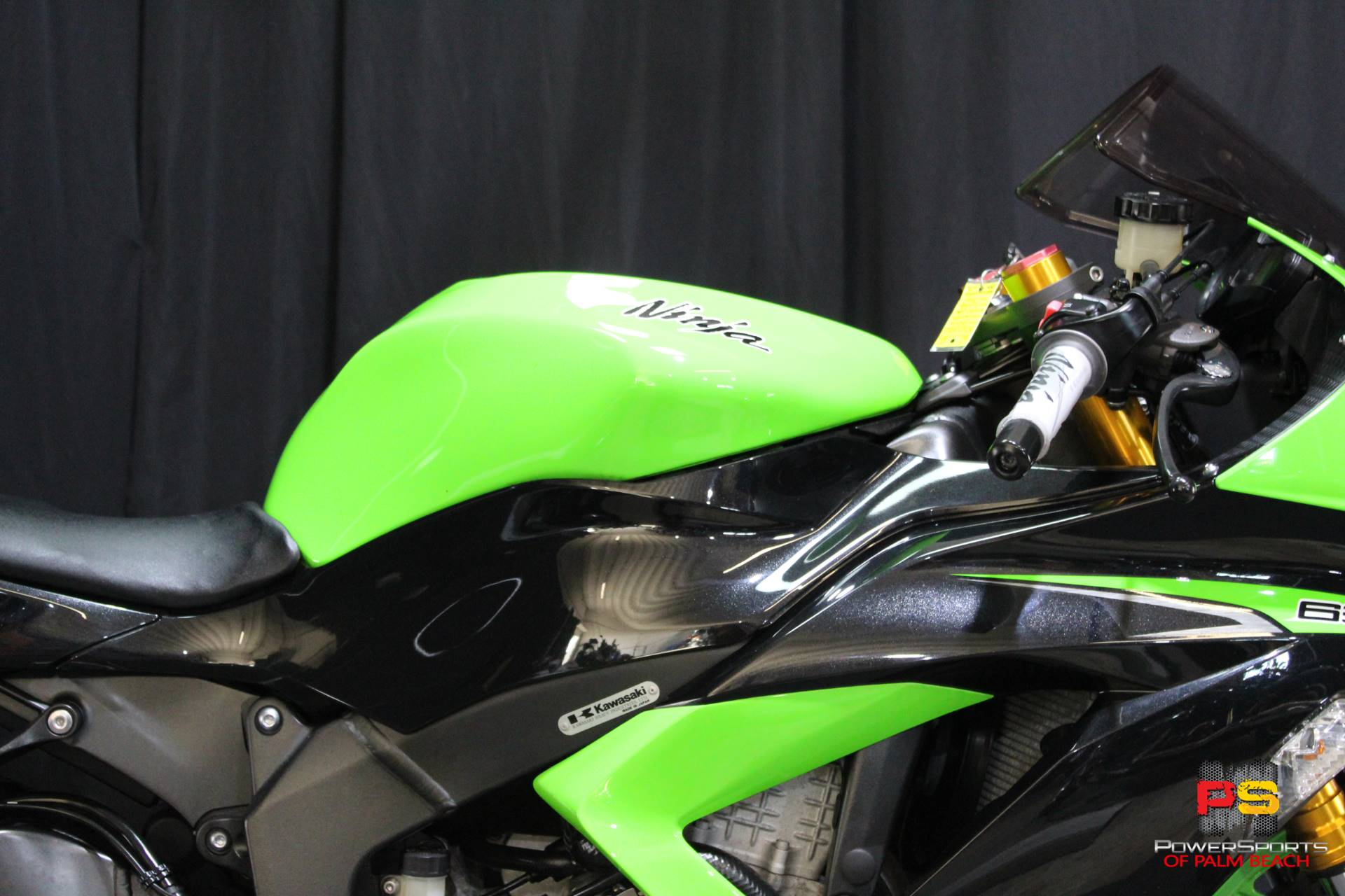 2013 Kawasaki Ninja® ZX™-6R in Lake Park, Florida - Photo 5