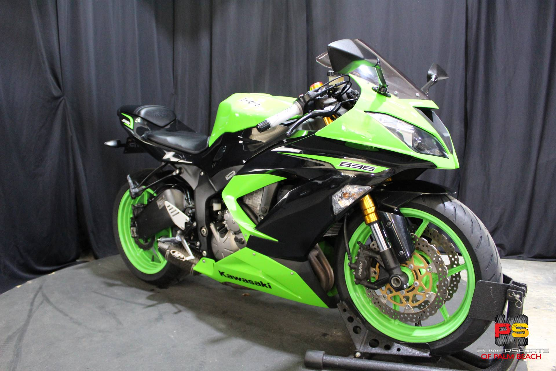 2013 Kawasaki Ninja® ZX™-6R in Lake Park, Florida - Photo 8