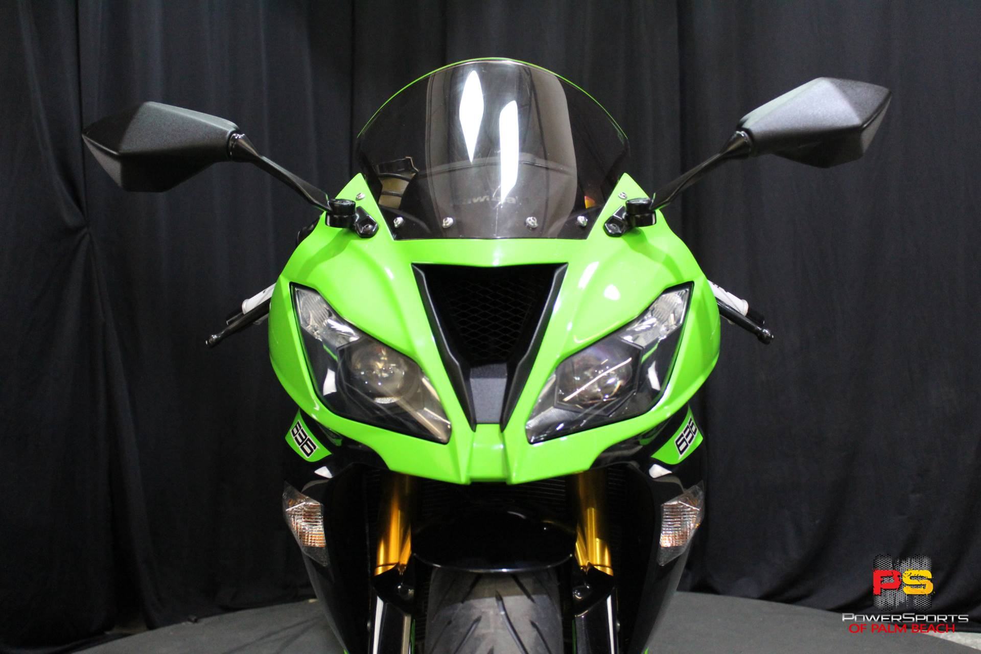 2013 Kawasaki Ninja® ZX™-6R in Lake Park, Florida - Photo 11