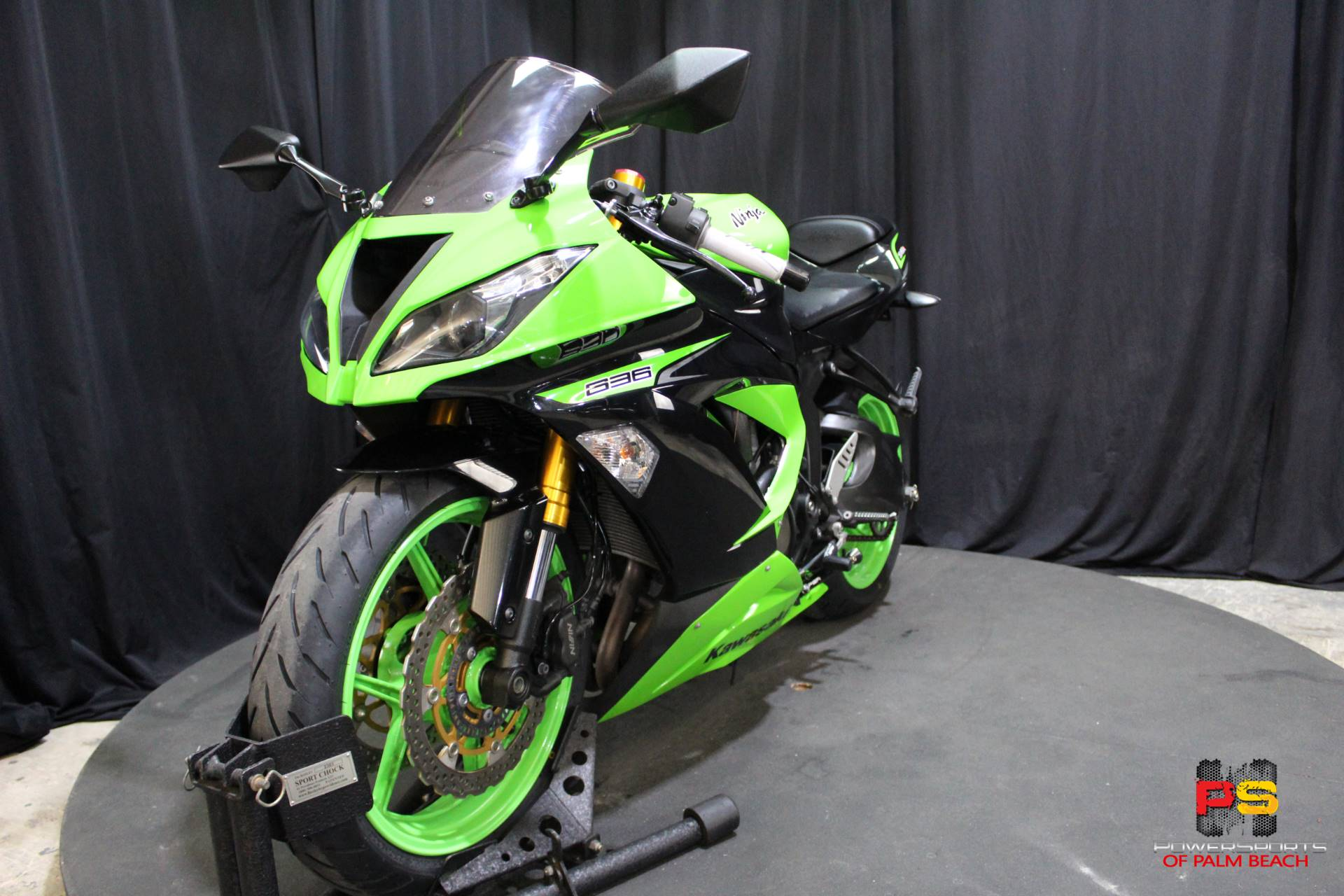 2013 Kawasaki Ninja® ZX™-6R in Lake Park, Florida - Photo 14